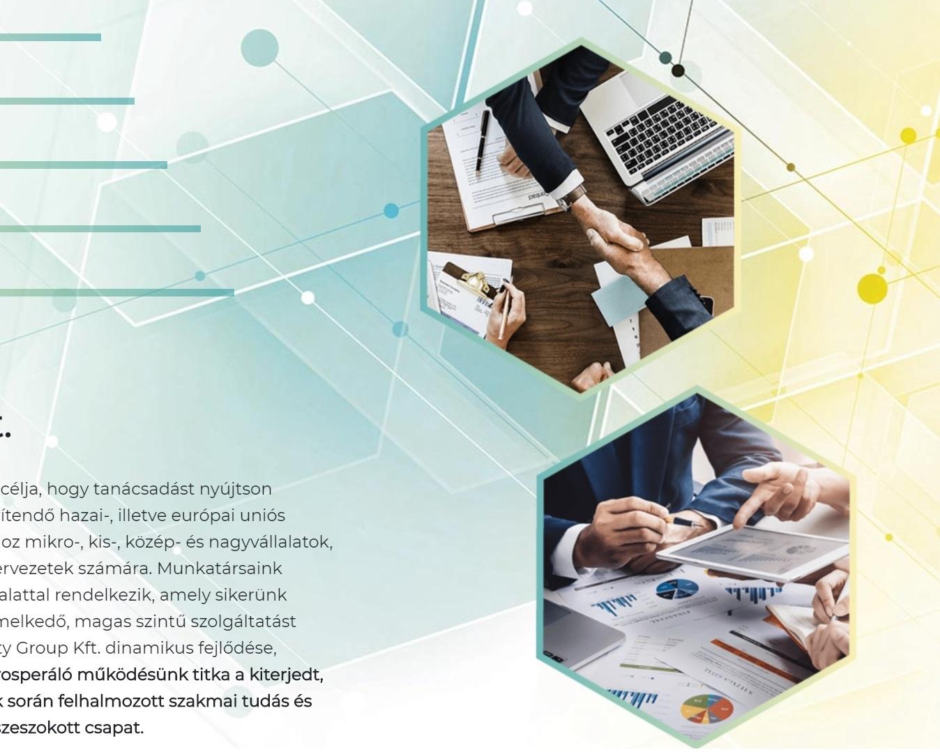 Weboldal készítés Debrecenben referencia